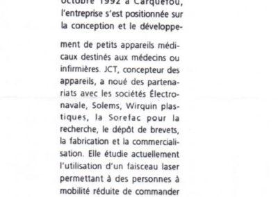 Lettre atlantique 1994