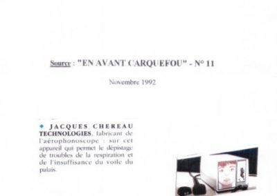 Lettre d'information made in Nantes 1993