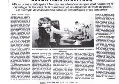 presse ocean 1993